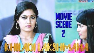 Movie Scene 2 - Khiladi Lakshmana (Lakshmana) - Hindi Dubbed Movie | Anup Revanna | Meghna Raj