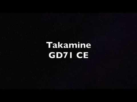 Takamine GD71 CE