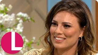 Country Music Star Twinnie on Performing with Bryan Adams and Kiefer Sutherland | Lorraine