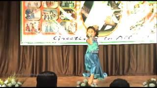 Solo Dance Small Girl