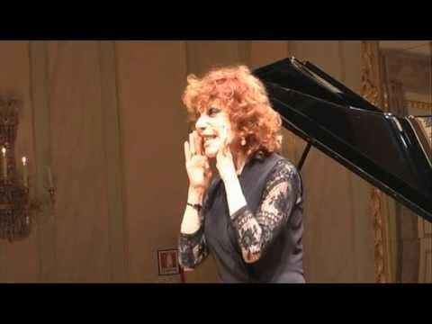 Simona Marchini festeggia con noi Giuseppe Verdi