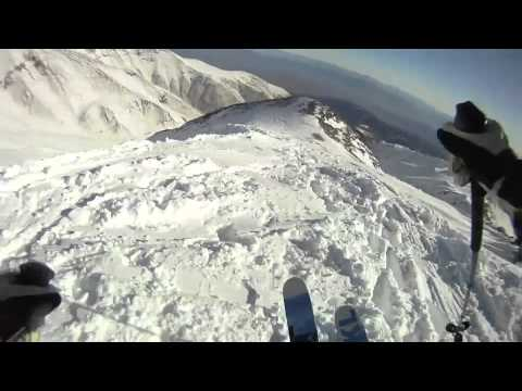 Orbital Skiing in South America
