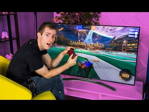 Finally a TV For Gaming? ...