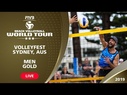 Sydney 3-Star 2019 - Men Gold - Beach Volleyball World Tour