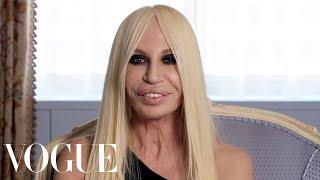 Donatella Versace - Vogue Voices