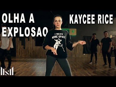 OLHA A EXPLOSAO - MC Kevinho Dance ft Kaycee Rice   Matt Steffanina & Chachi Choreography