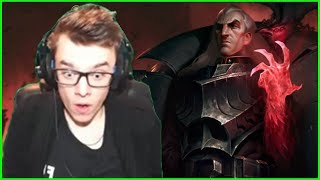 When Streamers Try to Play New Swain - Best of LoL Streams #299