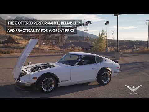 Datsun 240Z | JDM Legends