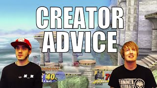 Advice for Creators - Chad James of ScrewAttack - SmashTalk - Cutman Plays