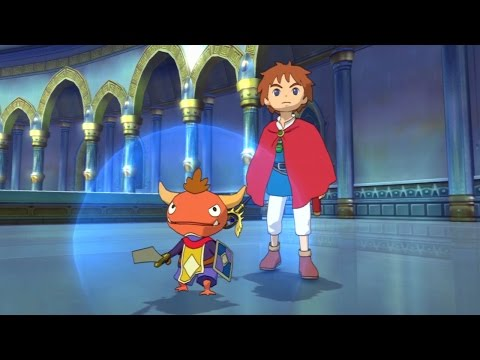 Ni No Kuni: Wrath Of The White Witch - Witches Lair [88] - stampylonghead  - hEz4BbF64MA -