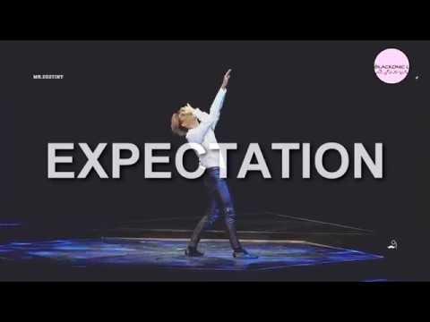 EXO (엑소) - expectation vs reality