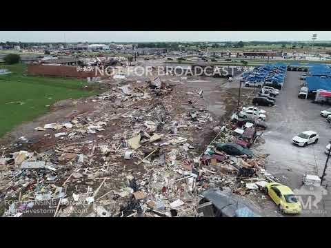 5-26-19 El Reno, Oklahoma Tornado Damage