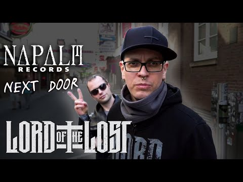 LORD OF THE LOST - Napalm Next Door | Napalm Records