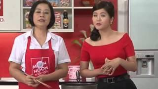 Món Ngon Mỗi Ngày - Cánh gà chiên sa tế tôm