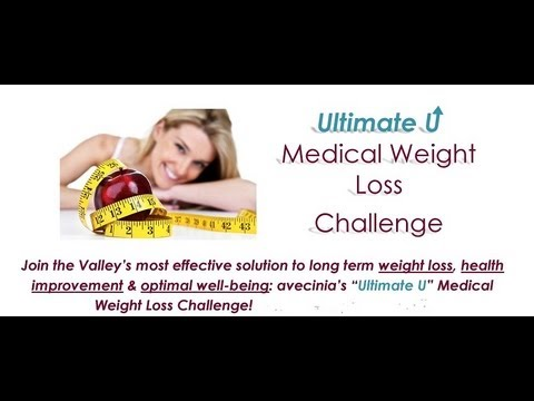 Ultimate U Weight Loss Challenge in Fresno | Clovis at avecinia wellness center