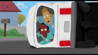 Pixar Short:  George and AJ