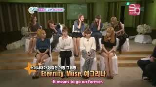 [ENG SUB] SBS Midnight TV Entertainment_EP 290 [SNSD Cut]