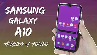 Video Samsung Galaxy A10 hF6SSQXdw1M