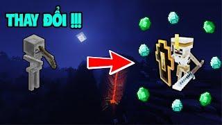 Top 5 Thứ Đã Bị Thay Đổi Trong Minecraft - Khiên Vô Địch !!!