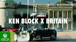 Forza Horizon 4 - Ken Block VS Britain