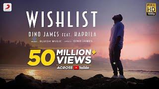 Wishlist – Dino James Feat Kaprila