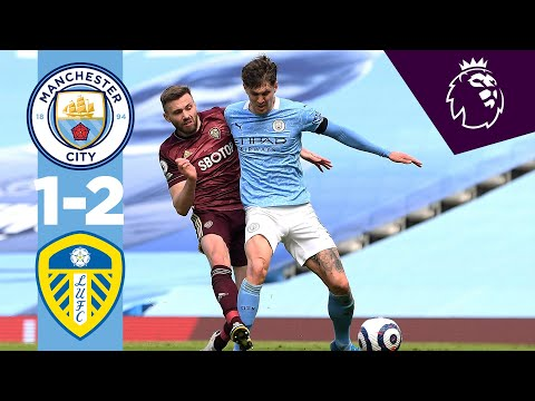 Highlights   Manchester City 1-2 Leeds United   Premier League