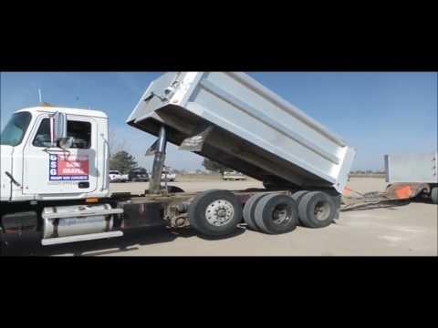 1997 Mack CH613 dump truck for sale | no-reserve Internet auction April 13, 2017