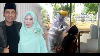 Istri Mendiang Ketua DPRD Jepara Jalani Swab, Gimana Hasilnya?