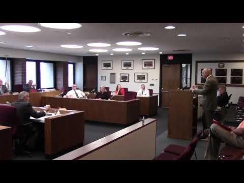 Clinton County Legislature Meeting  8-18-21