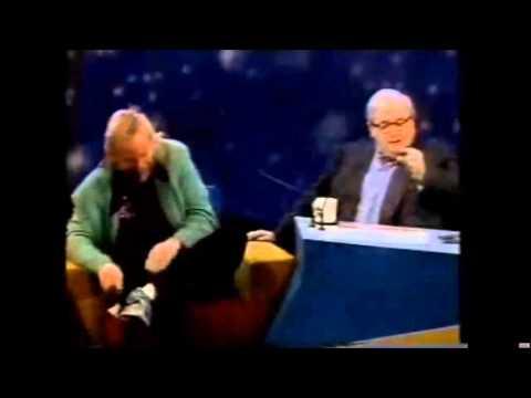 Rick Wakeman 1993 interview - Entrevista com Rick Wakeman Jô Soares - Brazil(Brasil)