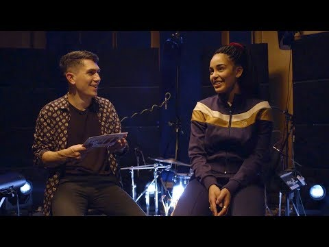 Jorja Smith plays 'Me, Myself and Music' | BRITs 2018 Critics' Choice