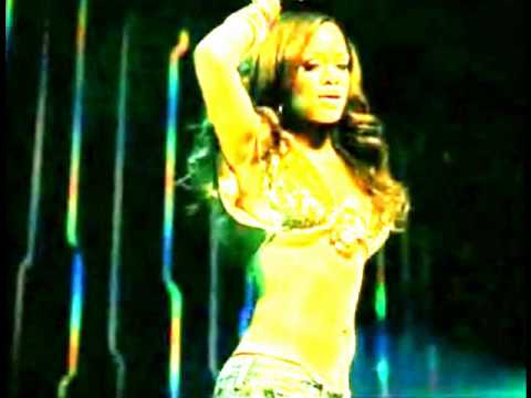 Rihanna ft. Elephant Man - Pon de replay remix.