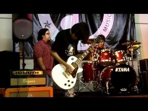 Pure Rock Kids rocking out Metallica {For whom the bell tolls} Super Heavy!!!!!!!!!!