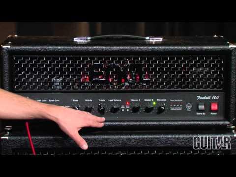Engl Fireball 100 Amp Head