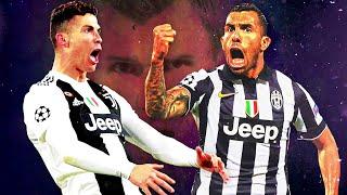 Le 10 PARTITE più belle della Juventus in Champions | 2011-18 |