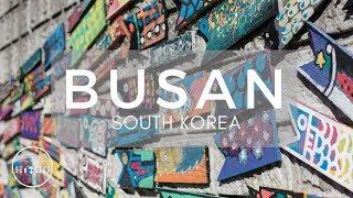 A Day in Busan South Korea