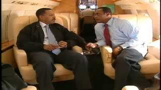 Creflo Dollar - 2006 interview with FOX 5 Atlanta on private jet