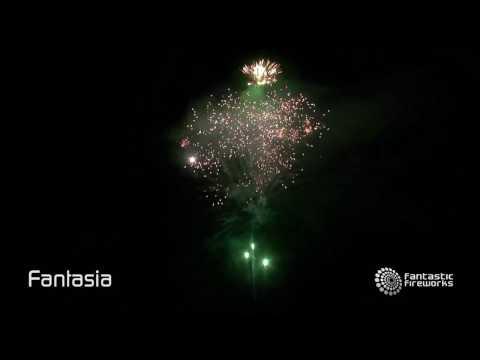 Fantastic Fireworks Fantasia - 40 shot firework