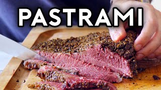 Binging with Babish: Pastrami from When Harry Met Sally...