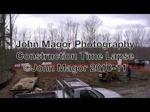 Energy Efficient Custom Home Time Lapse