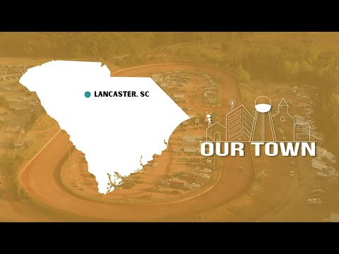 screenshot of youtube video titled OUR TOWN | Lancaster