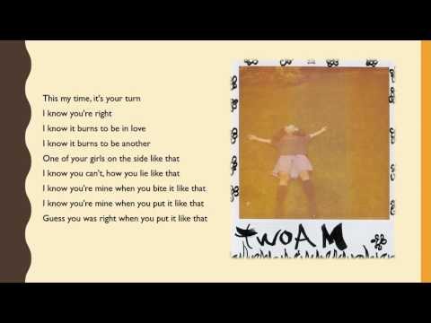 SZA - twoAM (Lyrics)
