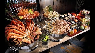 10 Hacks on How to DEFEAT an ALL YOU CAN EAT Buffet