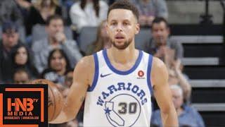 Golden State Warriors vs Sacramento Kings Full Game Highlights / Feb 2 / 2017-18 NBA Season
