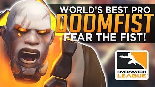 Overwatch: How to be a PRO Doomfist! - Fear the FIST!
