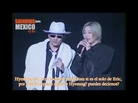 Eric - It's Over Now ft. Shin Hye Sung (hangul + sub esp)