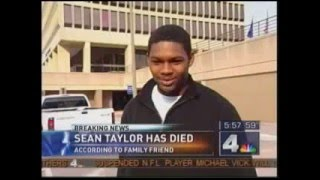 Sean Taylor Redskins Tribute