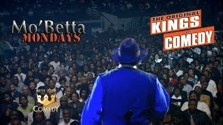 "Cedric The Entertainer ""Post Tiger Renaissance"" ""Kings of Comedy"""