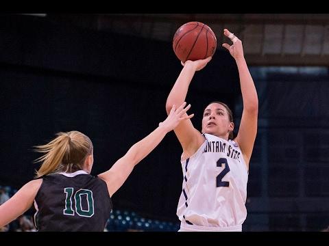 Montana State's Peyton Ferris - #BigSkyWBB Player of the Week