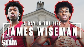 RUN THIS TOWN: James Wiseman is bringing Memphis BACK 🦄 | SLAM Day in the Life